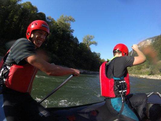 Rafting - Luka